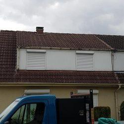 Travaux façade à Arras