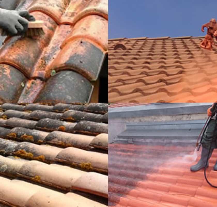 Nettoyage de toiture AGM Couverture 62